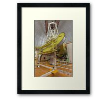 Anglo-Australian Telescope • Siding Spring • New South Wales Framed Print