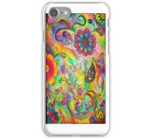 Watercolor and Colored Pencil iPhone Case/Skin