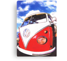 Ole Red Canvas Print