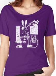 Carrots All Day Long Women's Relaxed Fit T-Shirt