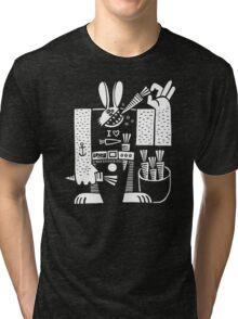 Carrots All Day Long Tri-blend T-Shirt