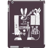 Carrots All Day Long iPad Case/Skin