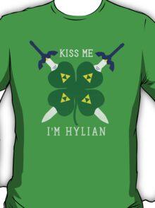 Kiss Me I'm Hylian T-Shirt