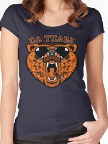 Da Team Women's Fitted Scoop T-Shirt