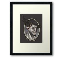 Sinnamon Roll Framed Print