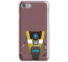 Claptrap from Borderlands iPhone Case/Skin