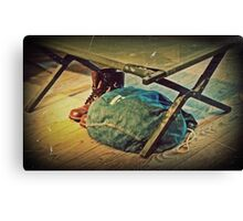 In the Army Now Canvas Print
