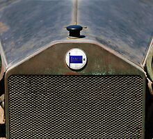 1927 Lancia Lambda Seventh Series Short Wheelbase Roadster Grille by Jill Reger