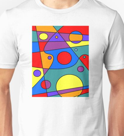 Abstract #71 Unisex T-Shirt