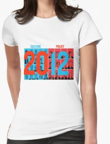 kony 2012 social political Womens Fitted T-Shirt