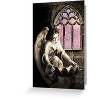 Angel of Loretto Greeting Card