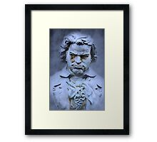 Ludwig Framed Print