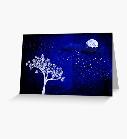 The White Tree of Gondor Greeting Card