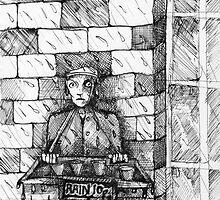 Rain 10 Pence. by - nawroski -