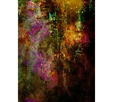 Another Digital Abstract Photographic Print