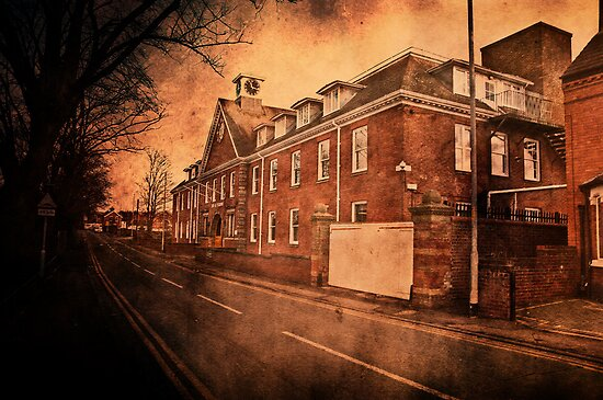 Lea and Perrins Worcester Sauce factory by Lissywitch