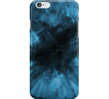 A Jagged Cross iPhone Case/Skin