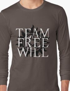 Team Free Will Long Sleeve T-Shirt