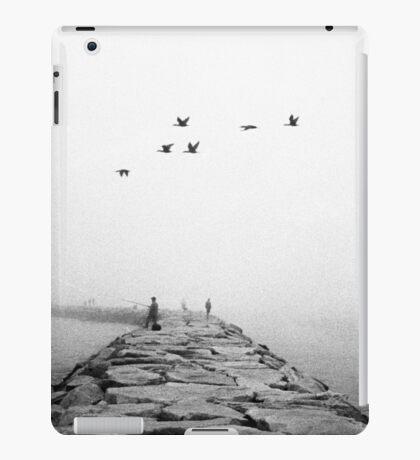 Foggy Jetty iPad Case/Skin