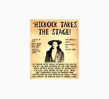 Wild Bill Hickock Unisex T-Shirt
