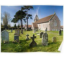 Kenn church Poster