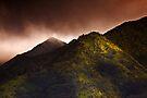 Ko'olau Mountain Range by Alex Preiss