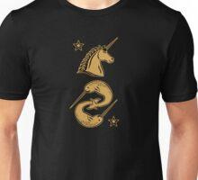 Unicorns of the Land & Sea Unisex T-Shirt