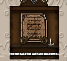 Old Is New Piano by VampicaX