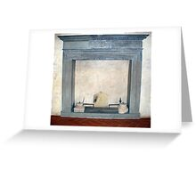 The Hearth Of Tuscany Greeting Card