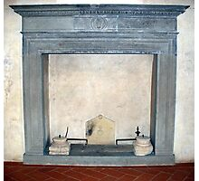 The Hearth Of Tuscany Photographic Print