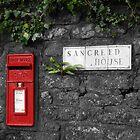 Sancreed Postbox by redown
