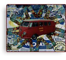 1959 VW BUS  Canvas Print