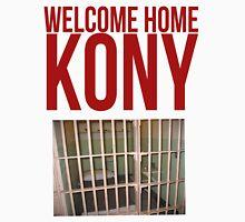 """Kony T-Shirt - Kony 2012 """"Welcome Home"""" T-Shirt"""
