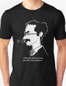 Groucho Marx flies like a t-shirt T-Shirt