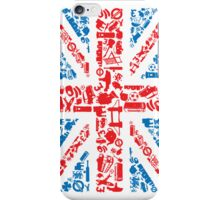 British and Proud iPhone Case/Skin