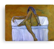 Ensconced Canvas Print