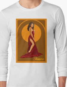 Art Nouveau Inara Serra Long Sleeve T-Shirt
