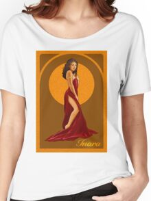 Art Nouveau Inara Serra Women's Relaxed Fit T-Shirt