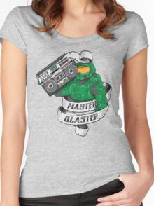 Master Blaster Women's Fitted Scoop T-Shirt