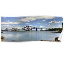 The Rail Bridge Poster