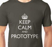 KEEP CALM AND PROTOTYPE Unisex T-Shirt