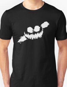Haunted Smile white T-Shirt