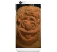 Fuzzy Bear Pumpkin 2015 iPhone Case/Skin