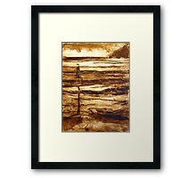 Queenscliff Beach, Sydney Framed Print