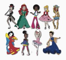 Dance - all across the world Kids Clothes