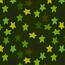 Forest stars by Morag Anderson