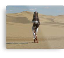 Dunes Day the Sequel Metal Print