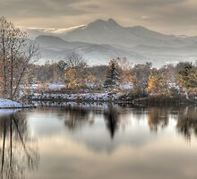 Between Fall and Winter by Gregory J Summers