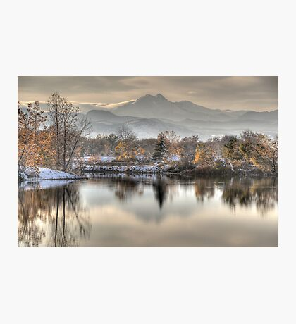 Between Fall and Winter Photographic Print