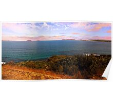 View across King George Sound Poster